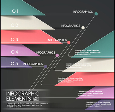 business infographic creative design46
