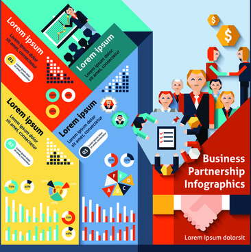 business infographic creative design46