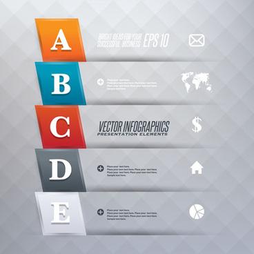business infographic creative design4