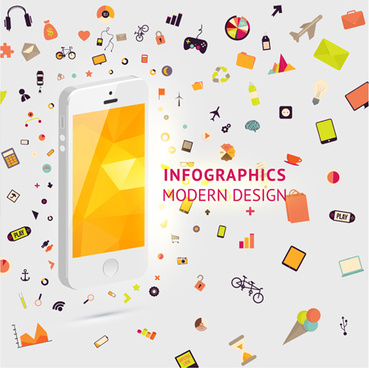 business infographic creative design4