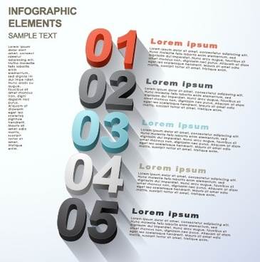 business infographic creative design56