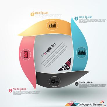 business infographic creative design56
