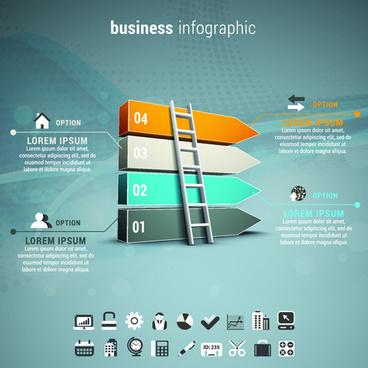 business infographic creative design62