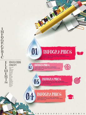 business infographic creative design63