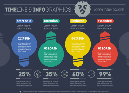 business infographic creative design66
