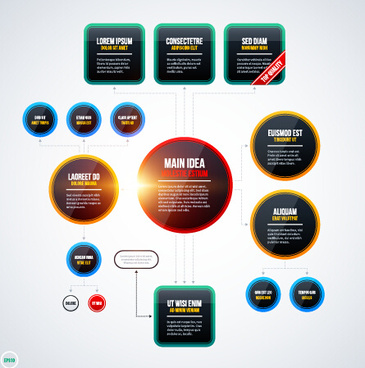 business infographic creative design68