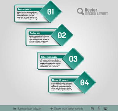 business infographic creative design69