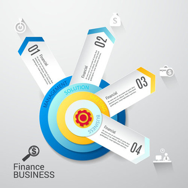 business infographic creative design75