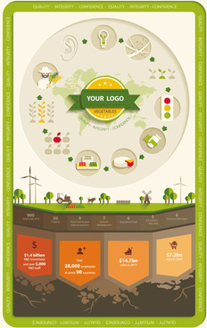 business infographic creative design78