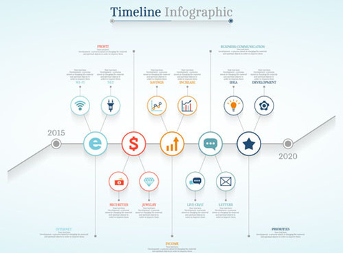 business infographic creative design79