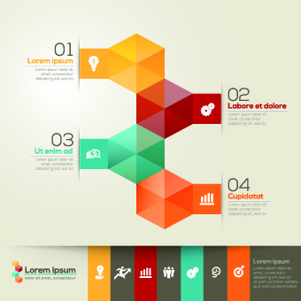 business infographic creative design7