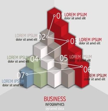 business infographic creative design7