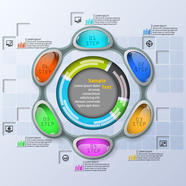 business infographic creative design82