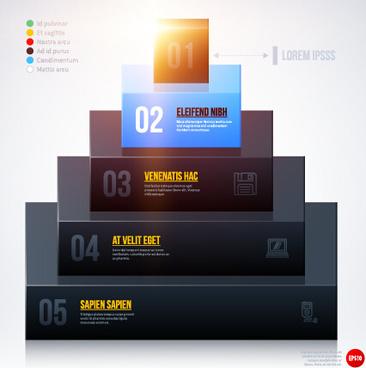 business infographic creative design89