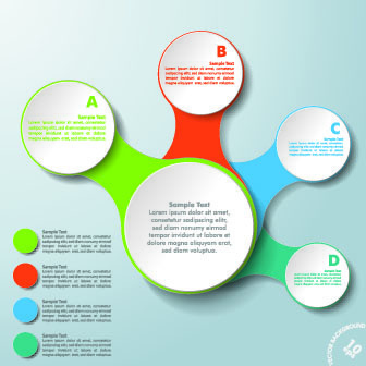 business infographic creative design8