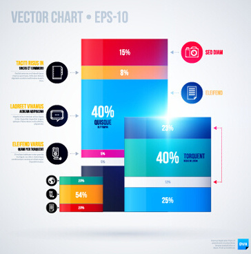 business infographic creative design90