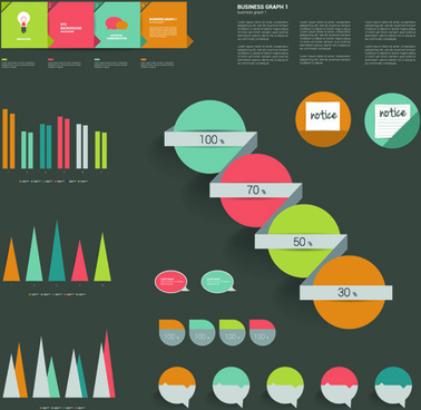 business infographic creative design92