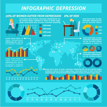 business infographic creative design98