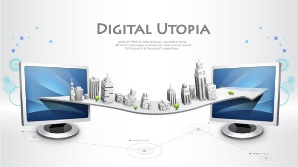 business network design vector 1 background information