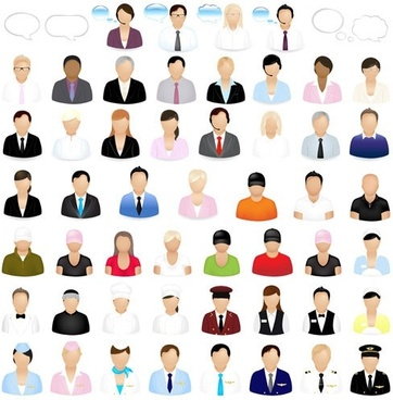 people icon free vector download 25 914 free vector for commercial rh all free download com Infographic People Icons Generic Person Icon