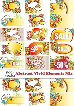 business sale discount vector labels