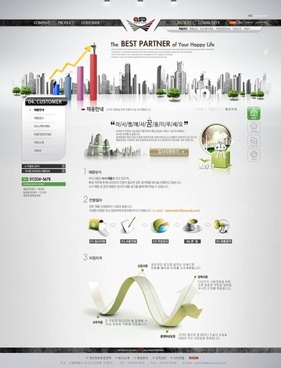 business website 06 psd layered