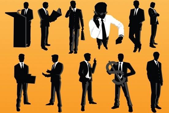Businessman Vectors