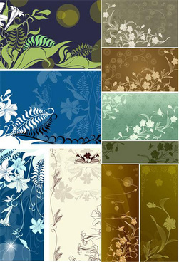but decorative pattern background vector