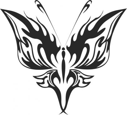 butterfly vector art 021 free cdr vectors art