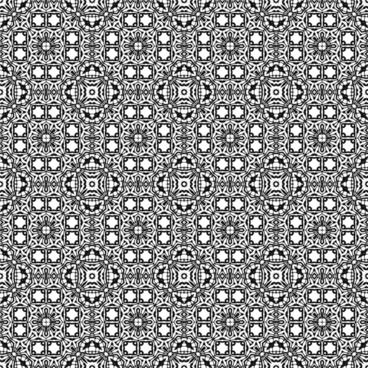 bw pattern