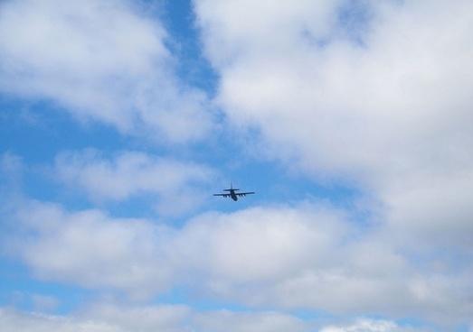 c130 flyover
