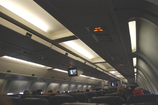 cabin shot of us airways boeing 767 200 n252au october 13 2011