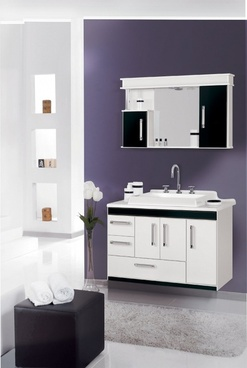 cabinet bathroom environment