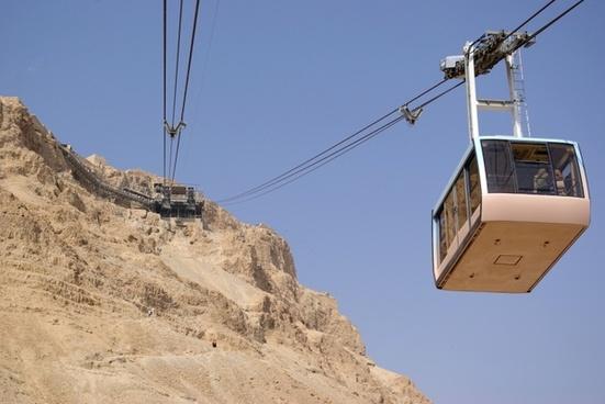 cable car gondola israel