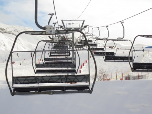 cable chair chairlift
