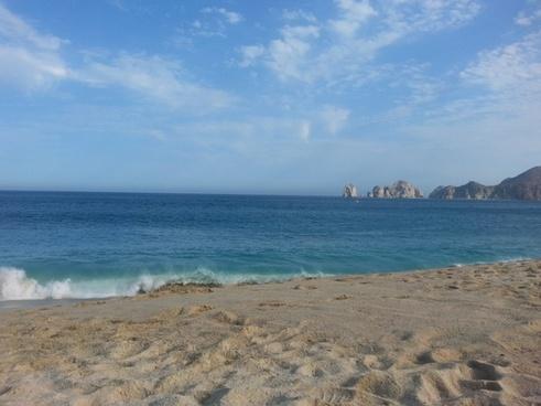 cabo arch beach