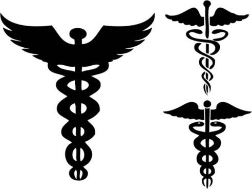 caduceus vector free vector download 45 free vector for commercial rh all free download com Medical Symbol Snake Vector Medical Symbol Snake Vector