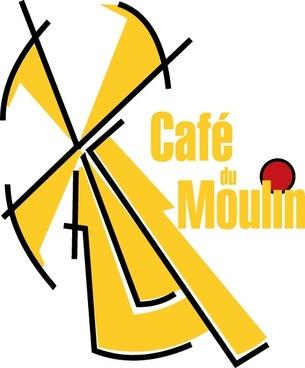 Cafe du Moulin logo