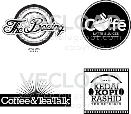 cafe restaurant logo