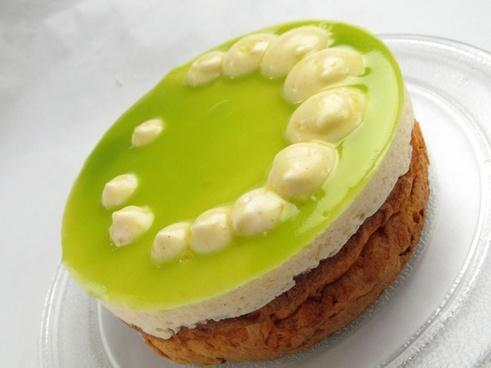 cake suites green peas