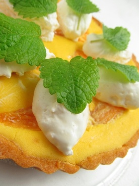 cake tart fruit