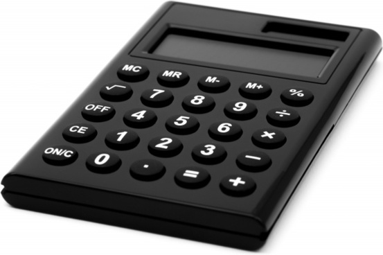 calculator solar calculator count
