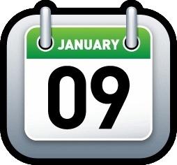 Calendar Green