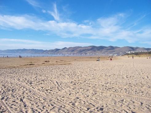 california grover beach sky