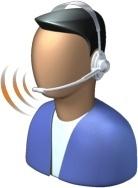 Call center  user