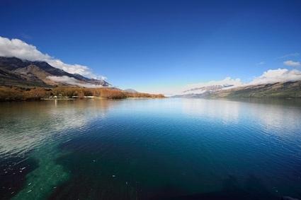 calm lake picture