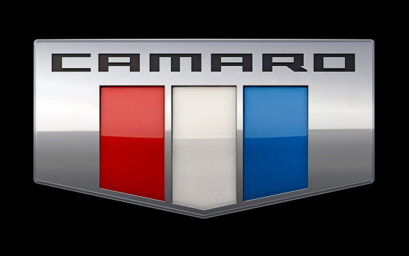 camaro car flag
