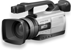 Camcorder inactive