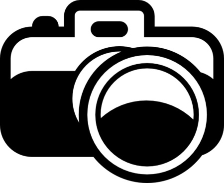 Camera Pictogram clip art