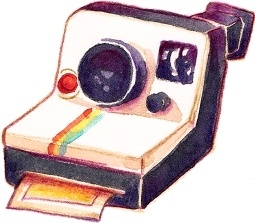 Camera Polariod